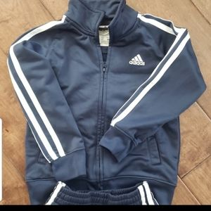 Adidas Sweater Navy Blue Size 4T